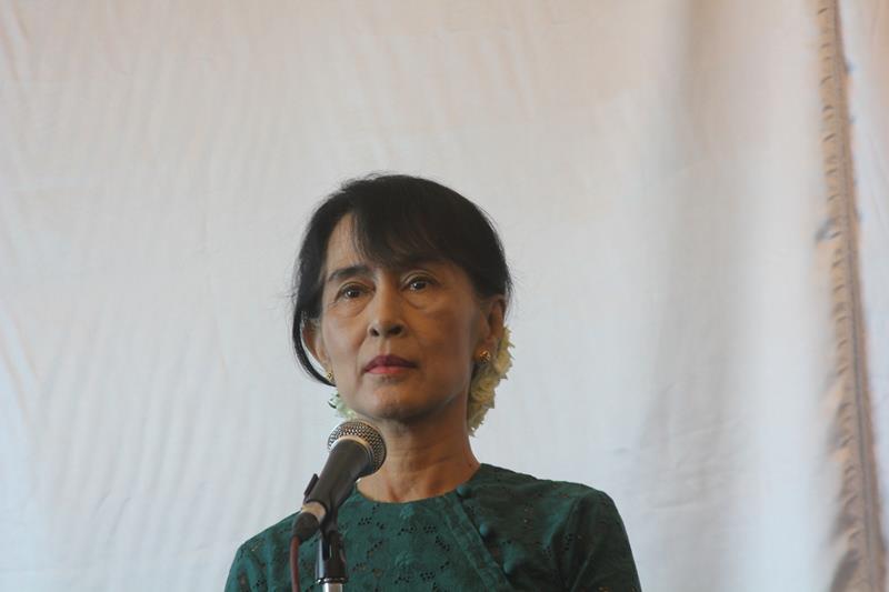 Daw Aung San Suu Kyi 54480110