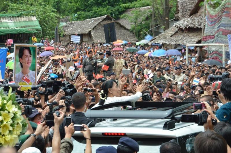 Daw Aung San Suu Kyi - Page 2 57945610