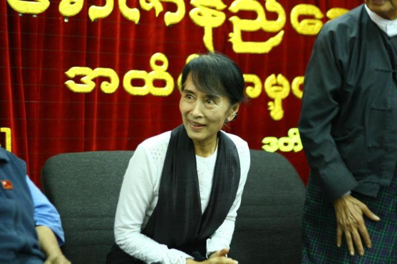 Daw Aung San Suu Kyi - Page 3 59929710