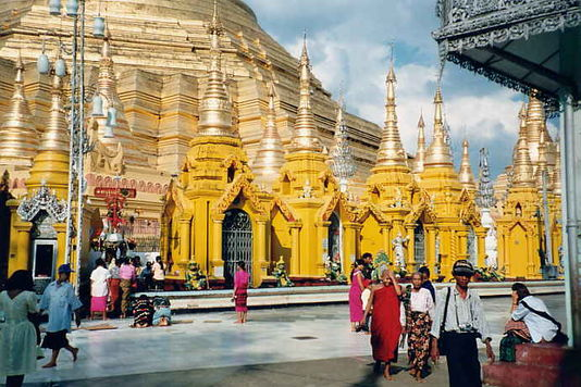 Birmanie - Le goût du voyage  70771310
