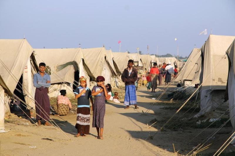 Birmanie / Bangladesh  - Répression contre les Rohingyas - Page 2 Birman11