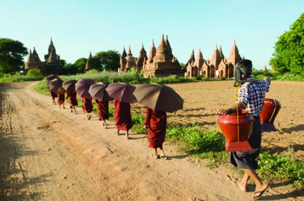 Birmanie - Vers un développement du tourisme Monde-10