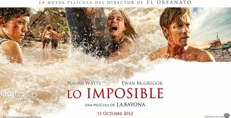 "Naomi Watts dans le très attendu ""The Impossible"" Screen83"