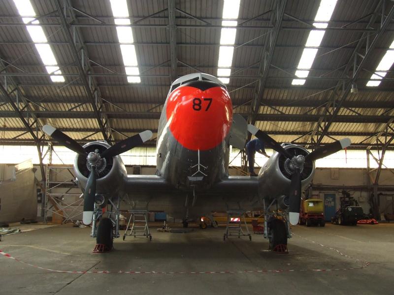 [Les anciens avions de l'aéro] Douglas C-47D Dakota Dakota17