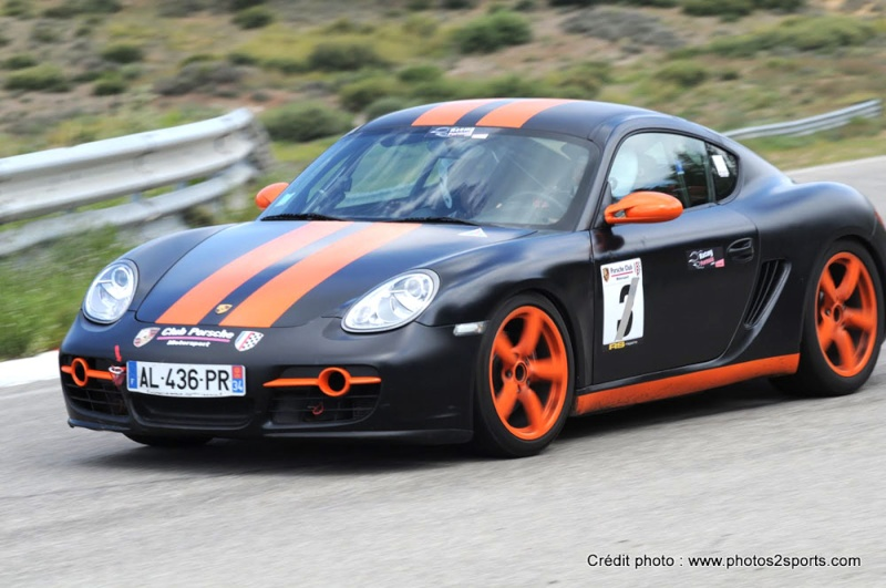 Cayman CUP Vs GT3 et Corvette Porsch10