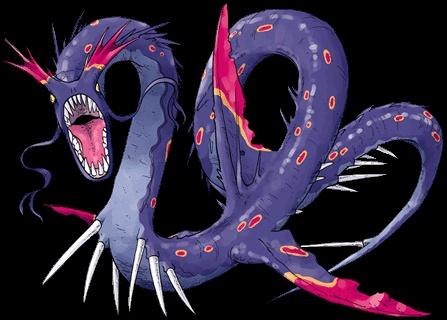 Des monstre et autres pour le Battlers Levian10