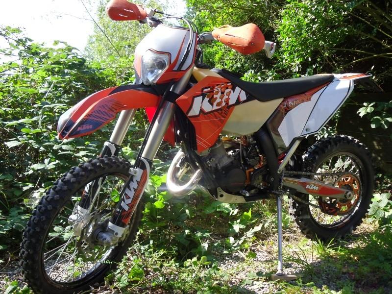 KTM 150 EXC 2011 Ktm15012