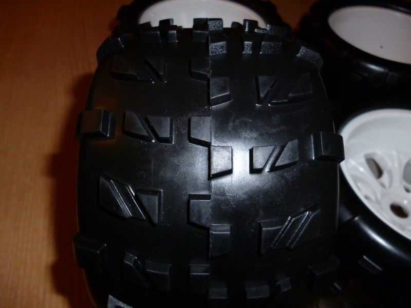 Roues Seben Racing MRF6 avec hexagone 17 P1000011