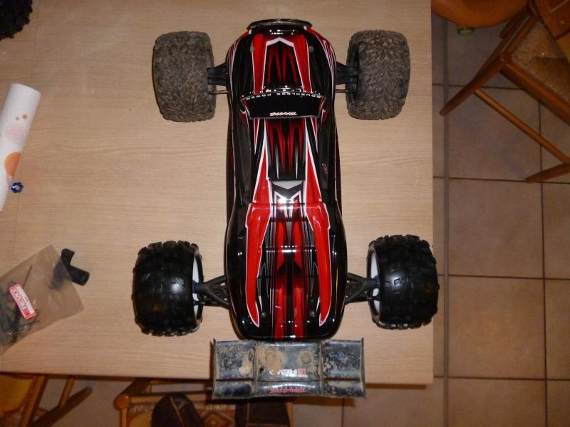 Roues Seben Racing MRF6 avec hexagone 17 P1000014