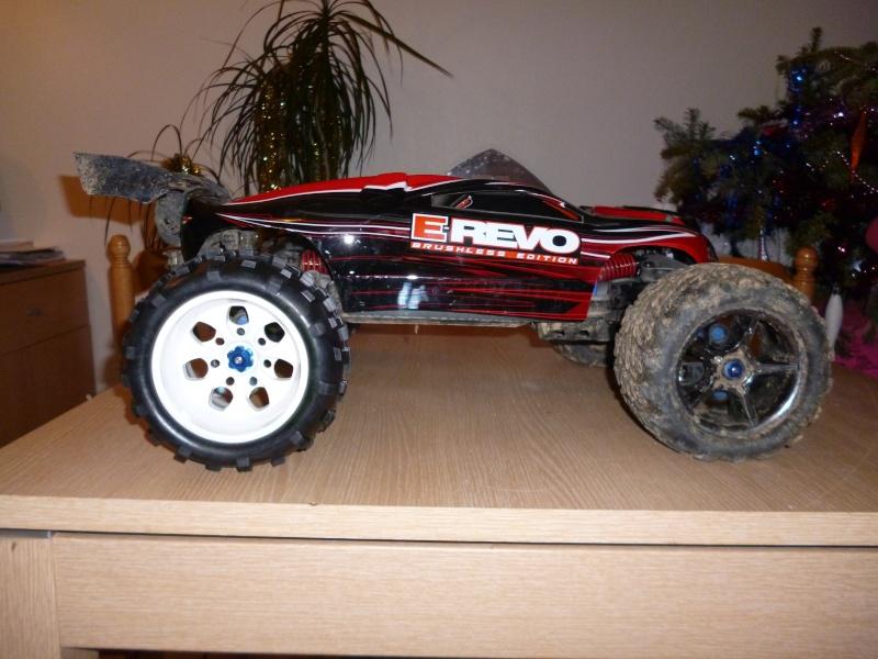 Roues Seben Racing MRF6 avec hexagone 17 P1000016