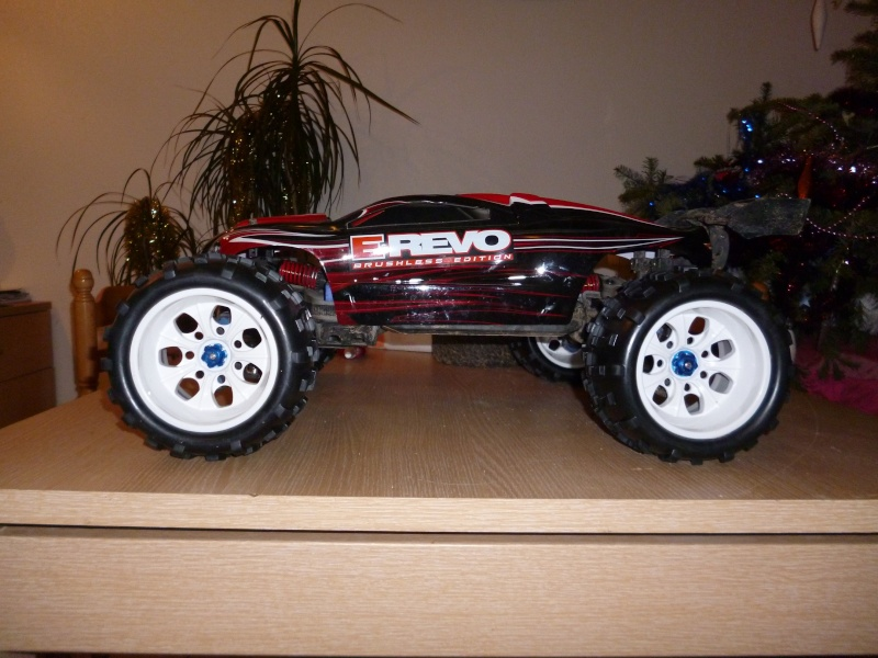 Roues Seben Racing MRF6 avec hexagone 17 P1000017