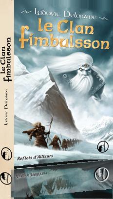 Rencontre avec Ludovic Deloraine l'auteur de : Le Clan Fimbulsson aux éditions Asgard Clan-f10