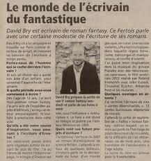 Rencontre avec l'auteur David Bry pour son livre 2087 aux éditions Black Book.  David_18