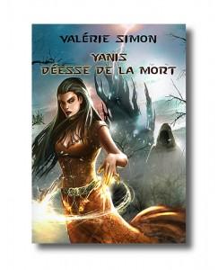 Rencontre avec Valérie Simon l'auteure de Yanis, Déesse de la mort aux éditions du Riez. Valeri10