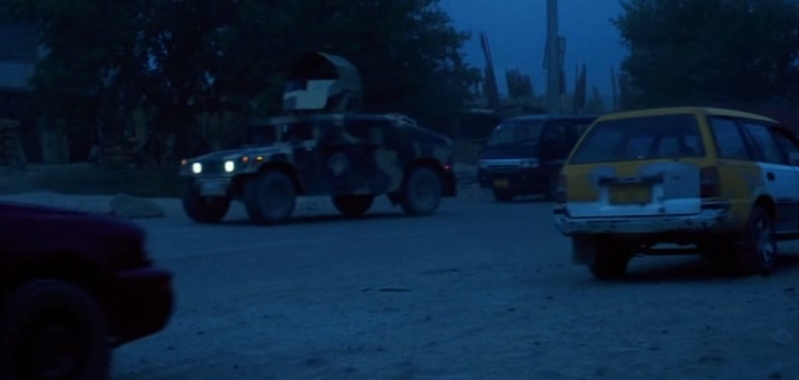 Les FAR et le Cinema / Moroccan Armed Forces in Movies Humvee10