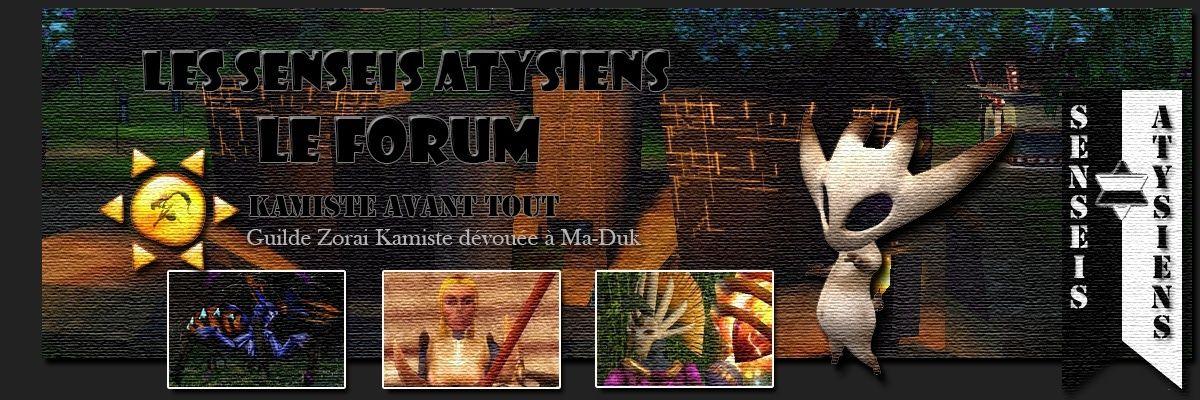Forum des Senseis Atysiens
