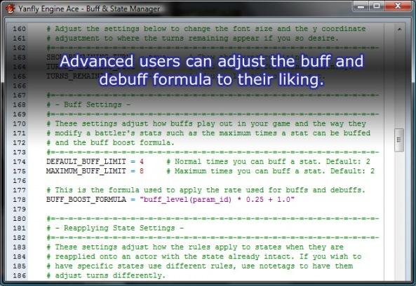 Buff & State Manager par Yanfly Bsm-0410