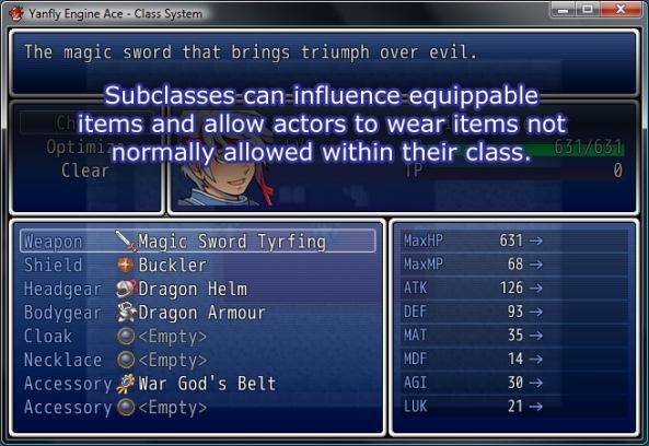 Class System Cs-0510