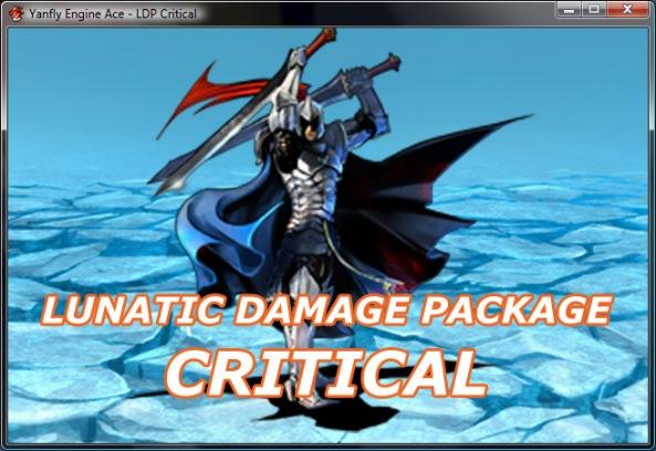 Lunatic Damage Series par Yanfly Ldp1110
