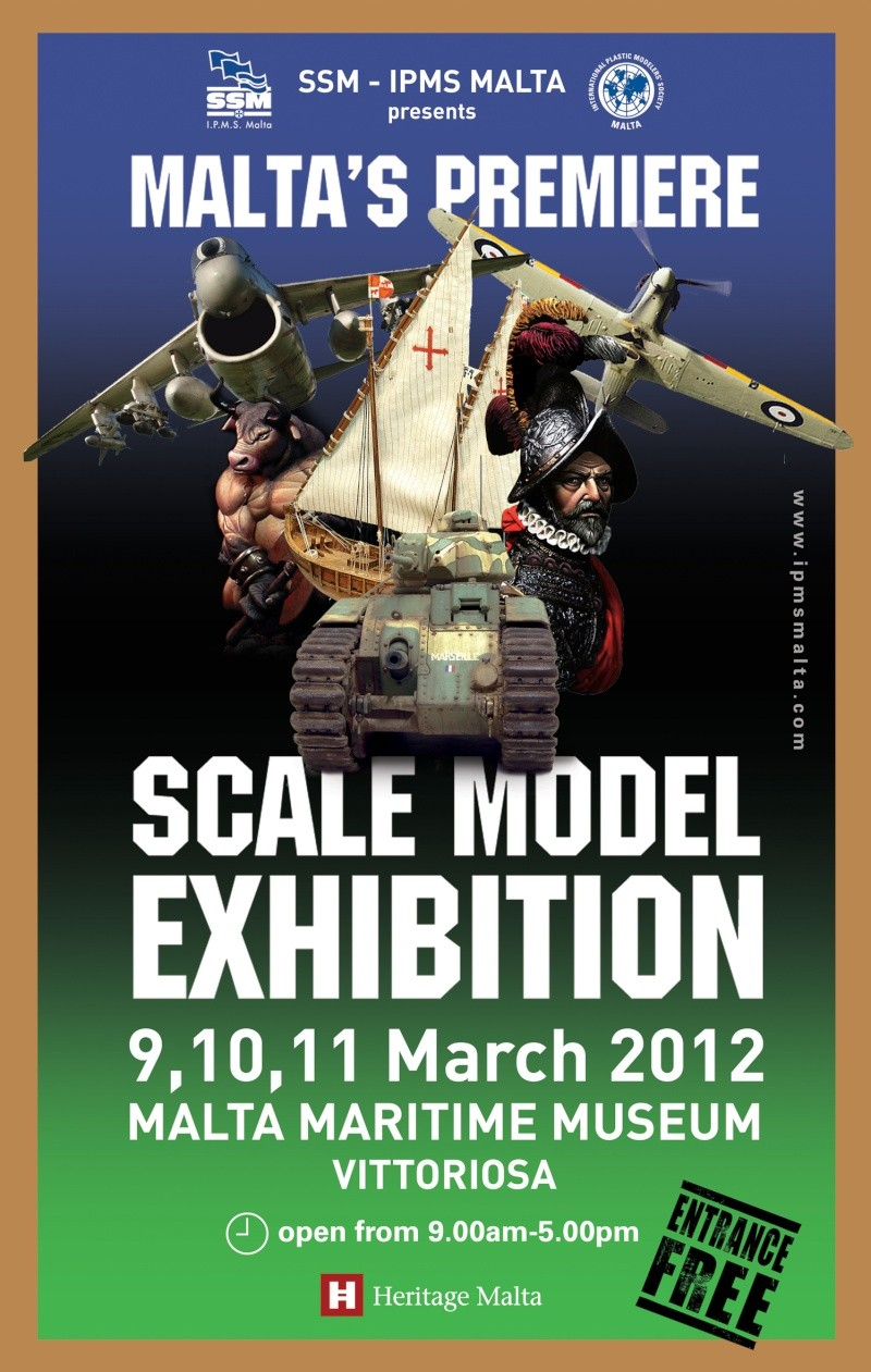 Prepare your models ... our expo is coming! His20111