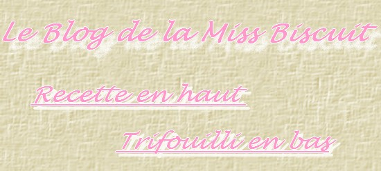 Miss Biscuit