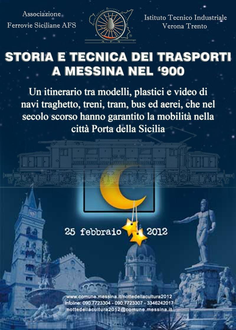 25 FEBBRAIO 2012 - NOTTE DELLA CULTURA (Messina) Notte-12