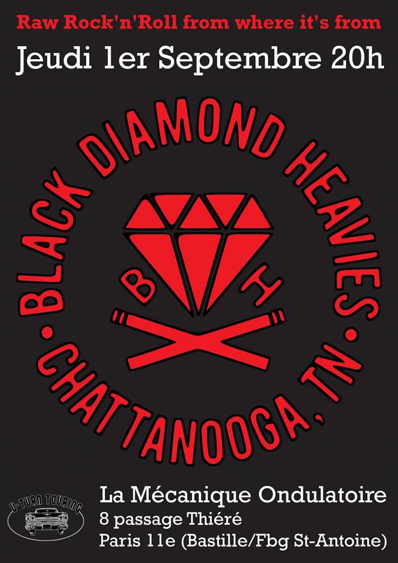 Black Diamond Heavies Paris Bdh1se10