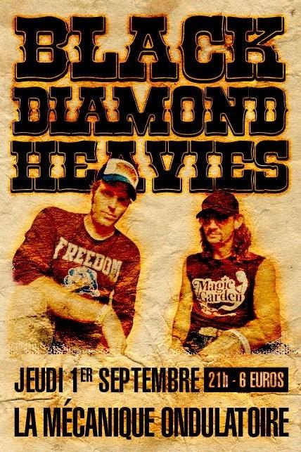 Black Diamond Heavies Paris Hop10