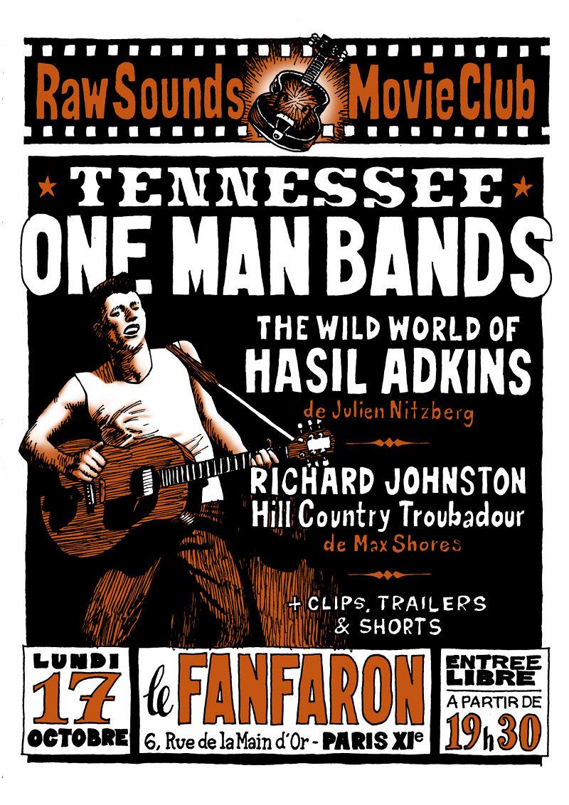 cinéclub Tennessee Onemanbands Rsmcte10