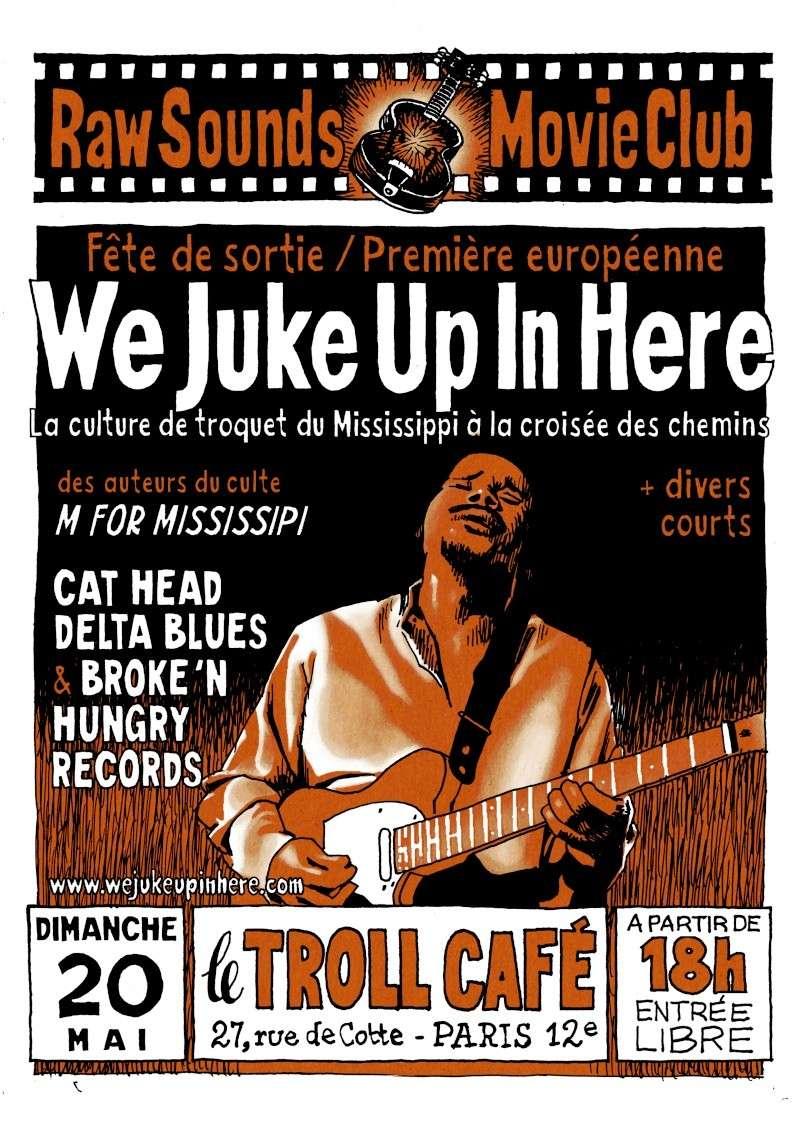 """projection / fête de sortie """"We Juke Up in Here!"""" Rsmcwe10"""