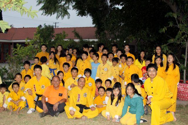 Kỷ Niệm 16 Năm Thành Lập Lớp Võ Lâm Việt Nam Chùa Liên Hoa Clh-2011