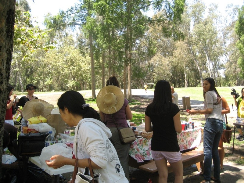 Võ Lâm Việt Nam -- Summer Yearly Picnic at Huntington Beach Library -- Sunday July 01, 2012 Img_2420