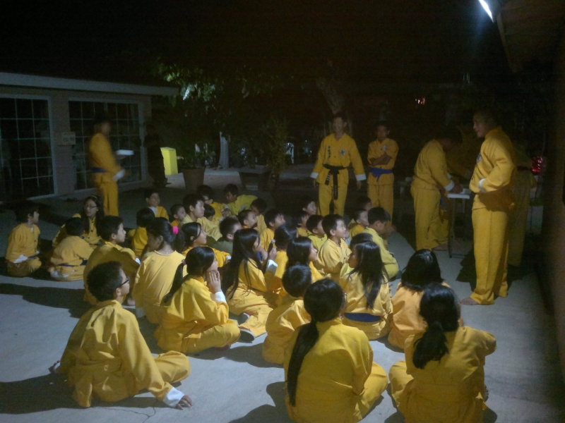 Kỷ Niệm 16 Năm Thành Lập Lớp Võ Lâm Việt Nam Chùa Liên Hoa Volam115