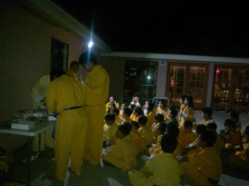 Kỷ Niệm 16 Năm Thành Lập Lớp Võ Lâm Việt Nam Chùa Liên Hoa Volam116