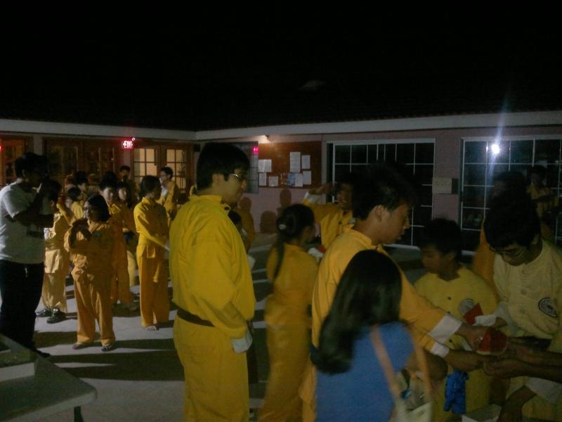 Kỷ Niệm 16 Năm Thành Lập Lớp Võ Lâm Việt Nam Chùa Liên Hoa Volam120