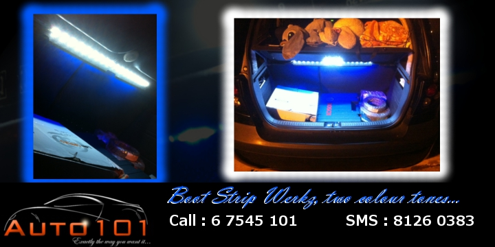 Auto 101 - LEDs - Battery - Wipers - Volt Meters - DRLs - HIDs - In Car Cameras 2_tone10
