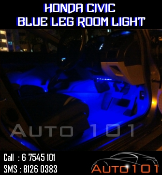 Auto 101 - LEDs - Battery - Wipers - Volt Meters - DRLs - HIDs - In Car Cameras Civc_b12