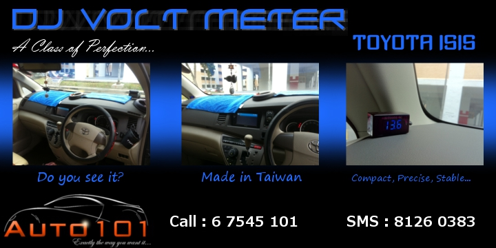 Auto 101 - LEDs - Battery - Wipers - Volt Meters - DRLs - HIDs - In Car Cameras Dj_vol14