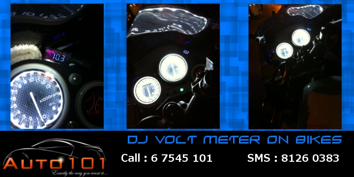 Auto 101 - LEDs - Battery - Wipers - Volt Meters - DRLs - HIDs - In Car Cameras Dj_vol15