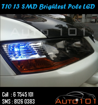 Auto 101 - LEDs - Battery - Wipers - Volt Meters - DRLs - HIDs - In Car Cameras Evo9_t11