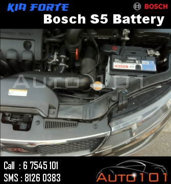 Auto 101 - LEDs - Battery - Wipers - Volt Meters - DRLs - HIDs - In Car Cameras Forte_17