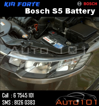 Auto 101 - LEDs - Battery - Wipers - Volt Meters - DRLs - HIDs - In Car Cameras Forte_19