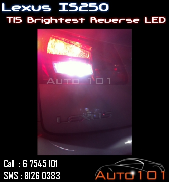 Auto 101 - LEDs - Battery - Wipers - Volt Meters - DRLs - HIDs - In Car Cameras Lexusi11