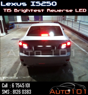 Auto 101 - LEDs - Battery - Wipers - Volt Meters - DRLs - HIDs - In Car Cameras Lexusi12