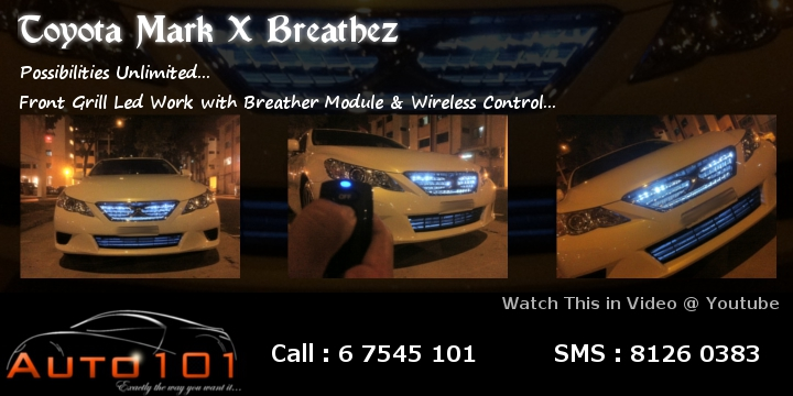 Auto 101 - LEDs - Battery - Wipers - Volt Meters - DRLs - HIDs - In Car Cameras Mark_x10