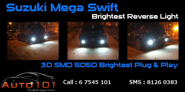 Auto 101 - LEDs - Battery - Wipers - Volt Meters - DRLs - HIDs - In Car Cameras Mega_s11