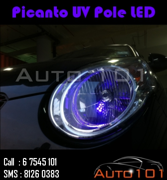 Auto 101 - LEDs - Battery - Wipers - Volt Meters - DRLs - HIDs - In Car Cameras Picant10