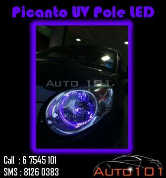 Auto 101 - LEDs - Battery - Wipers - Volt Meters - DRLs - HIDs - In Car Cameras Picant11