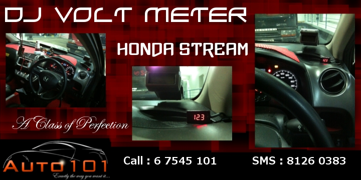 Auto 101 - LEDs - Battery - Wipers - Volt Meters - DRLs - HIDs - In Car Cameras Stream10