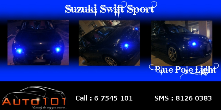 Auto 101 - LEDs - Battery - Wipers - Volt Meters - DRLs - HIDs - In Car Cameras Swift_18